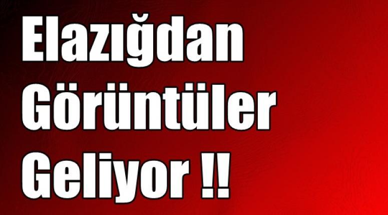 Elazığ'dan Görüntüler Geliyor !!