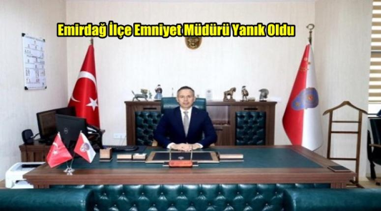 Emirdağ İlçe Emniyet Müdürü Erdal Yanık !!