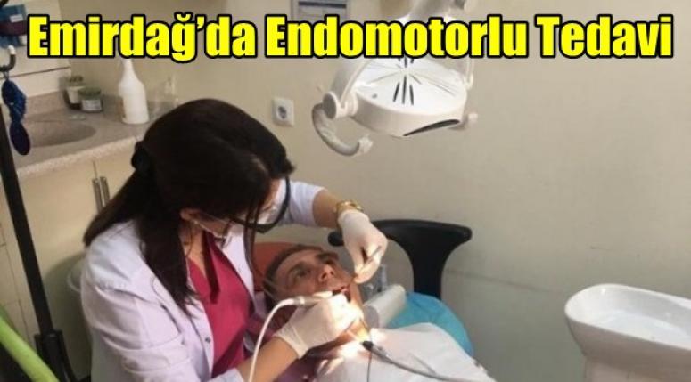 Emirdağ'da Endomotorlu Tedaviye başlandı !!