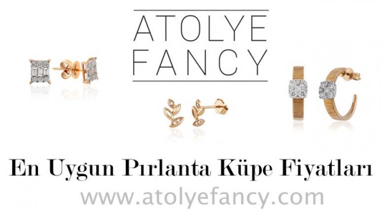 En Uygun Pırlanta Küpe Fiyatları   www.atolyefancy.com