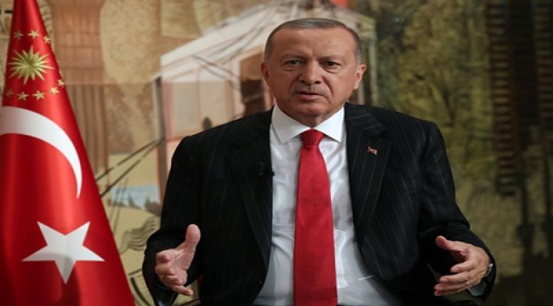 """Erdoğan ; """"Güvenli bölge arayışları beklentilerimizi karşılamıyor"""""""