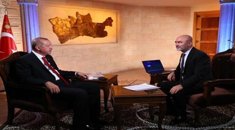 Cumhurbaşkanı Erdoğan Radyo Ortak yayınında konuştu