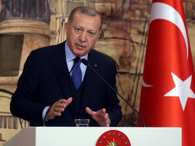 Erdoğan, senaryonun asıl hedefi Suriye değil, Türkiye'dir