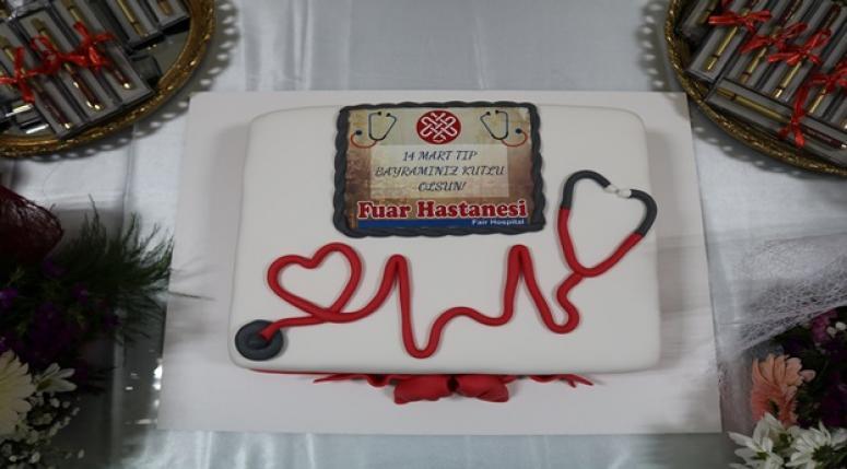 Özel Fuar Hastanesi 14 Mart Tıp Bayramı Basın Bildirisi