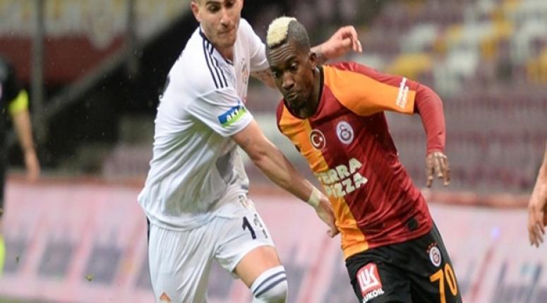 Derbide Gol sesi yok !! Galatasaray 0-0 Beşiktaş