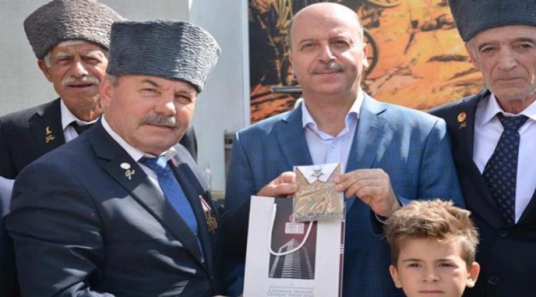 Recep Bozkurt'tan Gaziler Günü Mesajı