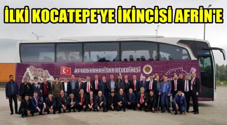 """""""Gez Gör Afyonkarahisar"""" da otobüs sayısı ikiye çıktı"""