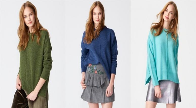 Modern ve Feminen Elbise Modelleri