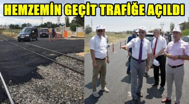 ALTERNATİF YOL AÇILDI !!!