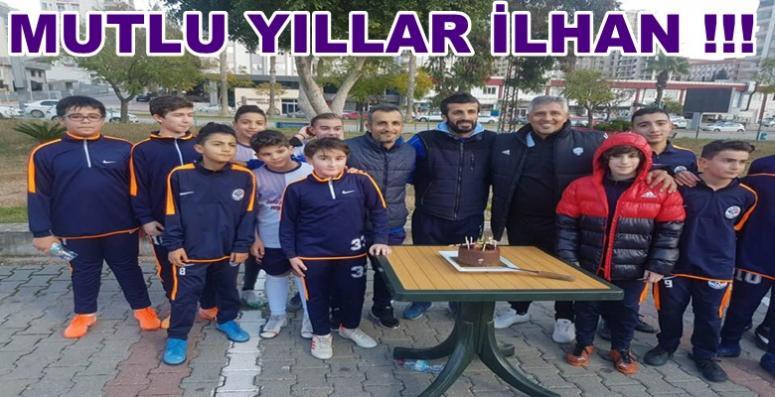 İlhan Aydoğdu'ya mutlu yıllar dileriz !!