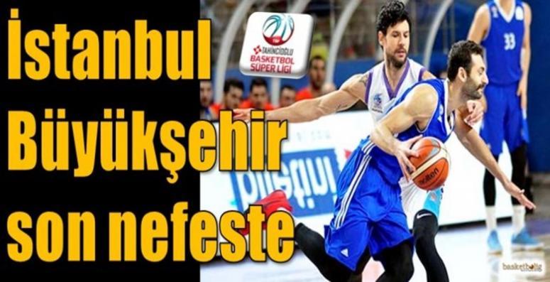 Afyon Belediyespor son saniye üçlüğü ile kaybetti