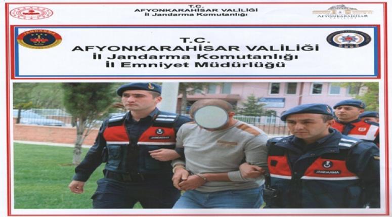 Afyon Hızlı Tren şantiyesi hırsızları yakalandı