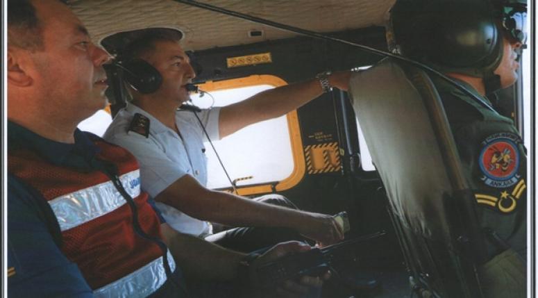 Jandarma Trafik Timlerinde denetleme faaliyetleri arttı