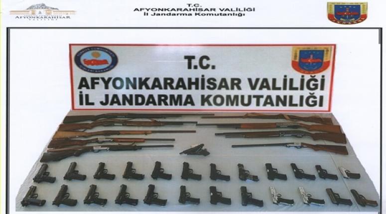 Silah Ruhsatları iptal edildi !!