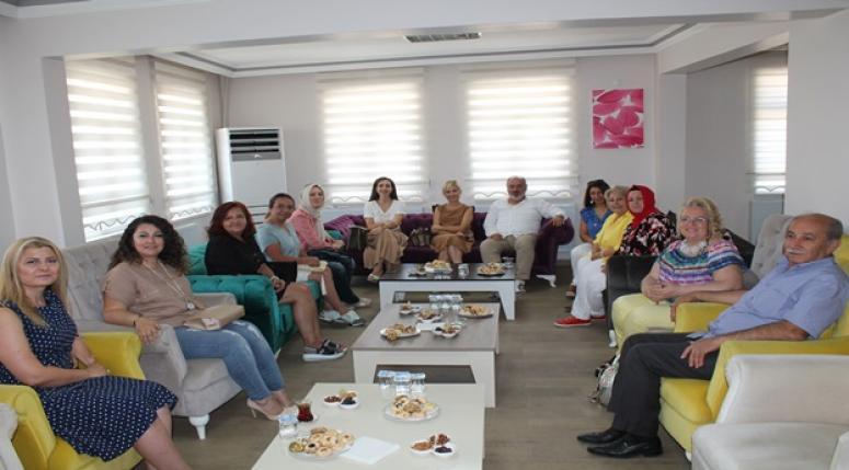 Afyon Kadın Girişimcileri EMİRDAĞ'DA !!
