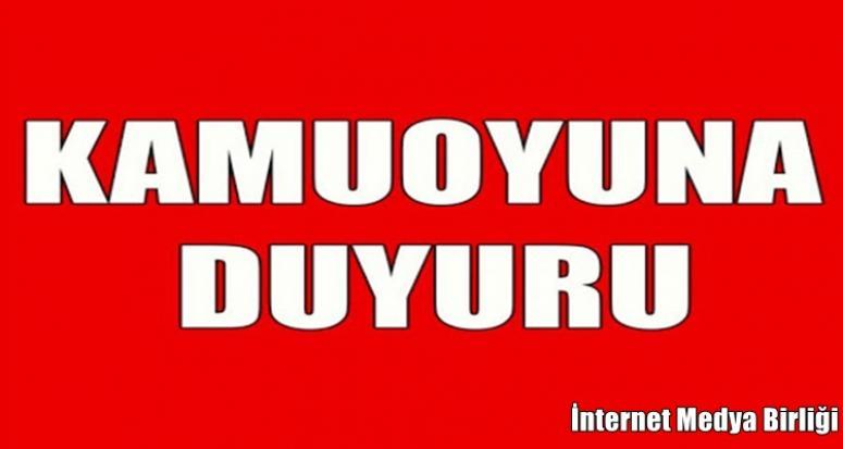 İnternet Medya Birliği, Basın açıklaması yaptı !!