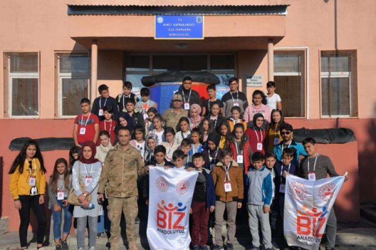 Afyon Gençlik Merkezi Kars ilinde
