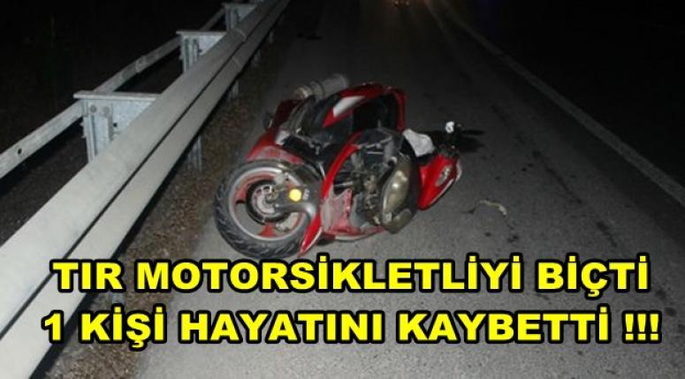 AFYON-KÜTAHYA YOLUNDA TRAFİK KAZASI !!!