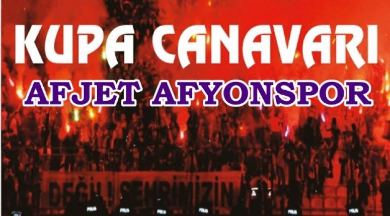 AFJET AFYONSPOR KUPALARA DOYMUYOR !!!