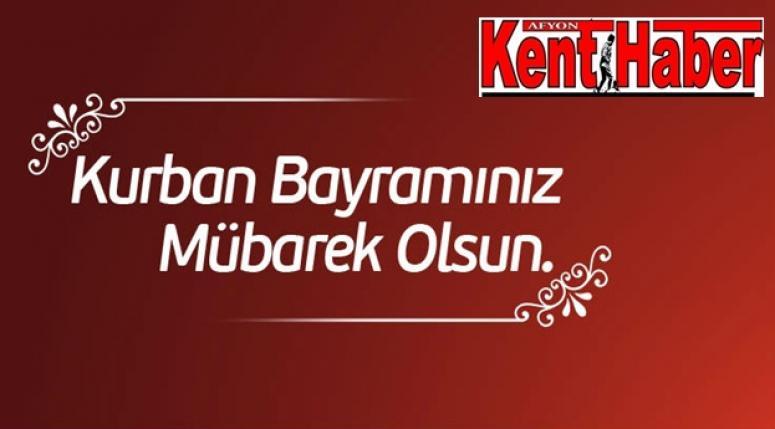 AFYON KENT HABER AİLESİ OLARAK BAYRAMINIZI KUTLUYORUZ !!!