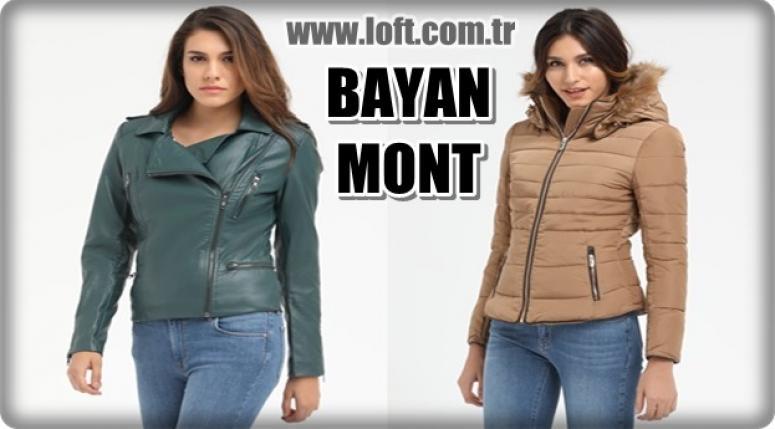 Birbirinden Şık Kadın Mont Modelleri