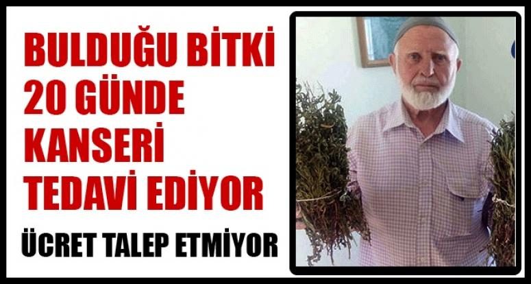 """""""20 GÜNDE KANSERİ BİTİRİYOR"""""""