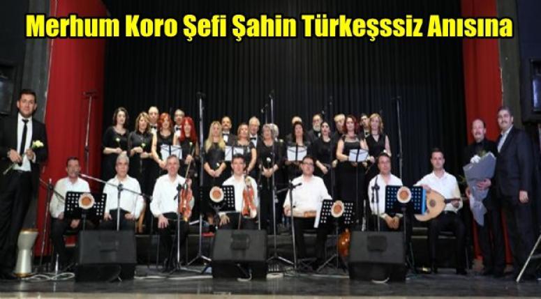 Afyon'da Merhum Koro Şefi Şahin Türkeşssiz Anısına konser !!