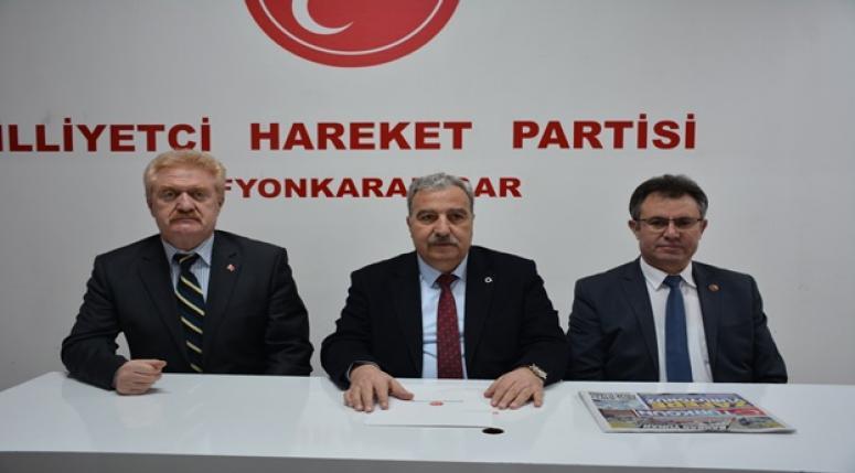 Mehmet Kocacan ülke gündemini değerlendirdi