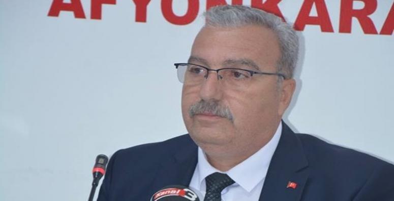 Afyon Milliyetçi Hareket Partisi Basın Toplantısı yaptı
