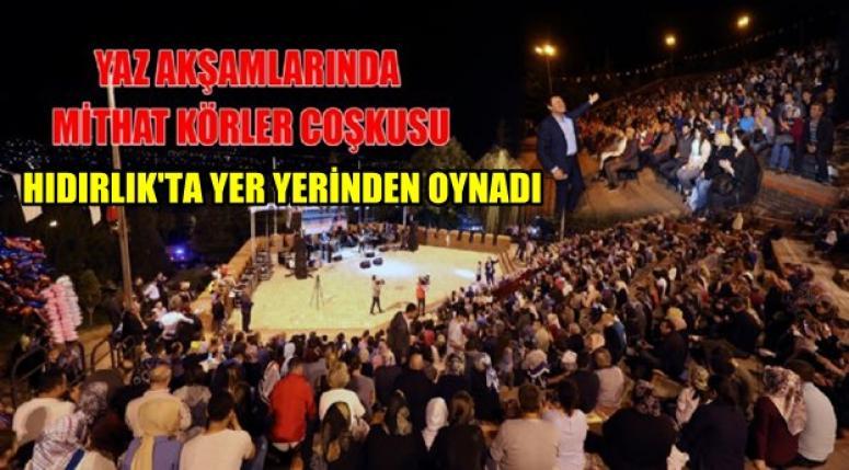 MİTHAT KÖRLER AFYONKARAHİSAR'I COŞTURDU !!!