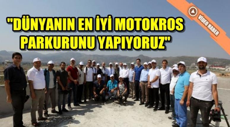 Afyon Motokros'a ev sahibi olmaya hazırlanıyor