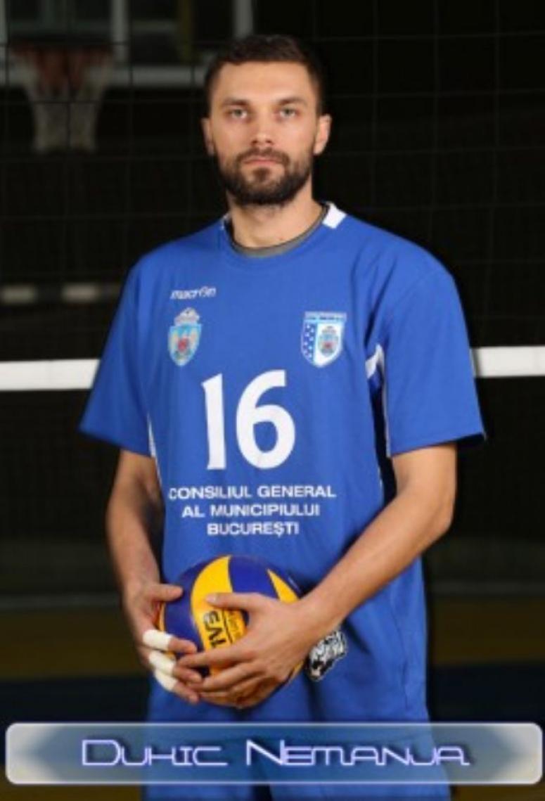 Nemanja Dukic Afyon Belediyespor'da!!!