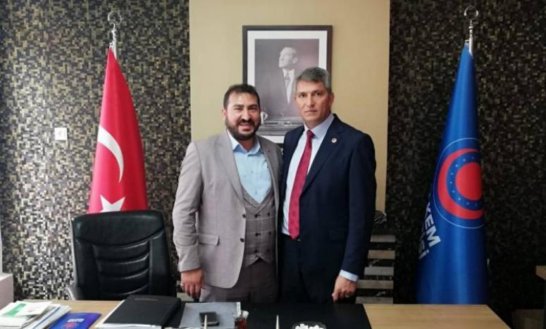 Ülkem Partisi Olağan Genel Toplantısı Ankara'da yapıldı