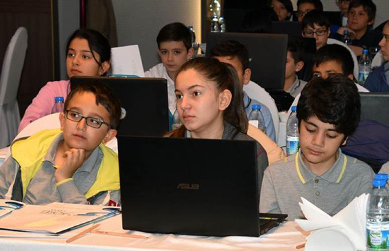 Okullar Arası Kodlama Yarışması yapıldı