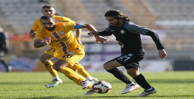 Malesef olmadı !!! Kazanamadık !! Osmanlıspor : 3 - 2 Afjet Afyonspor