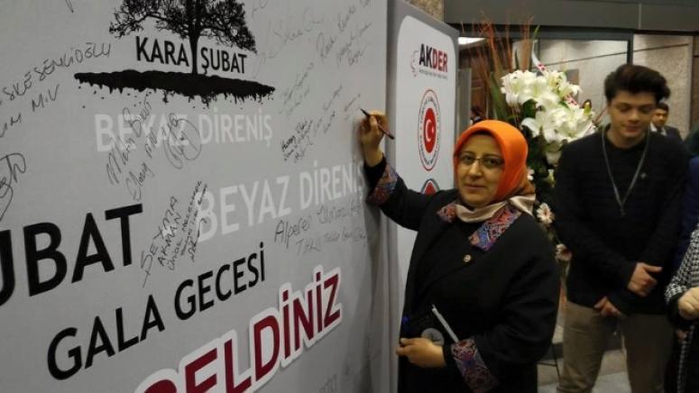 """Özkal, """"28 Şubat; Milletimizin değerlerine saldırıydı"""""""