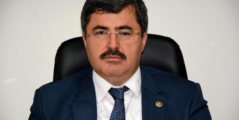 Milletvekili Özkaya 15 Temmuz Destanı'nı ve Şehitlerimizi Andı