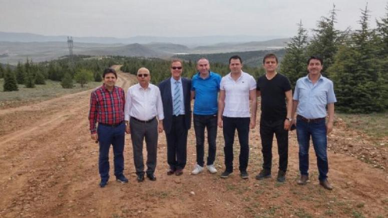 Afyon Beşiktaş Futbol Okulu'nun da çalışmaları tamamlandı
