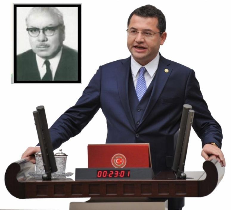 Milletvekili Parsak ,Şair ve Afyonkarahisar eski Milletvekili Osman Attila'yı unutmayacaklarını söyledi
