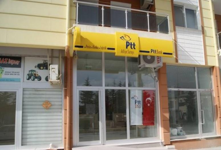 PTT, Emirdağ'a 2. Şubesini Açtı