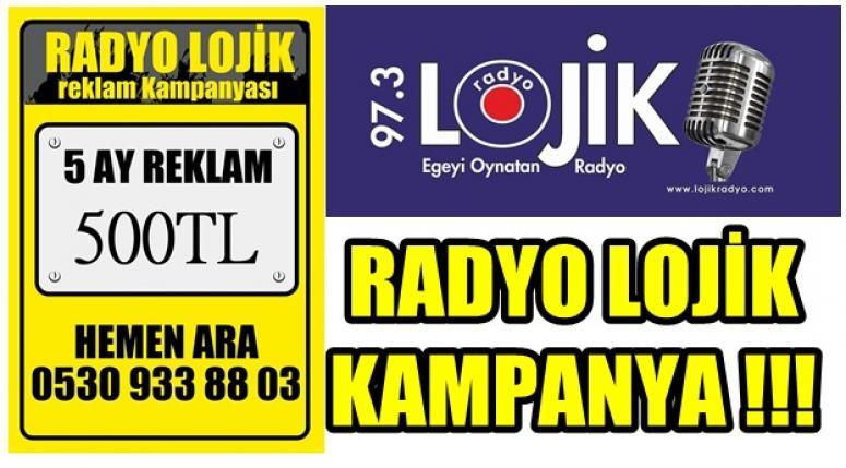 Radyo Lojik'ten dev Reklam Kampanyası !!