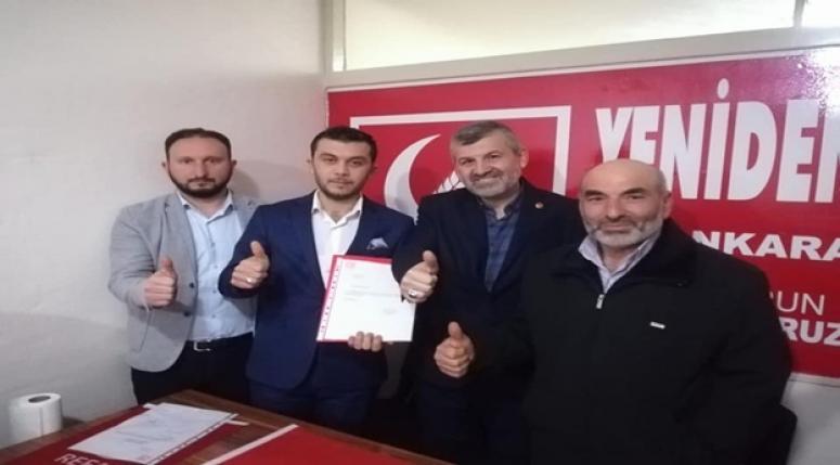 Afyon Yeniden Refah Partisi toplandı