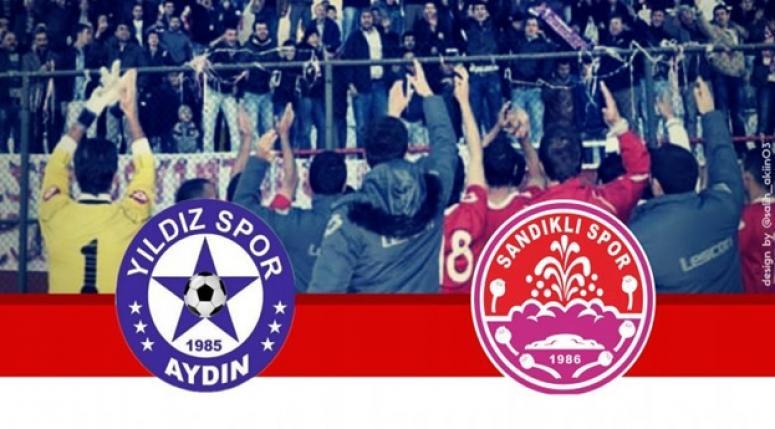 Aydın Yıldızspor - Sandıklıspor karşılaşması 16 Şubat'ta