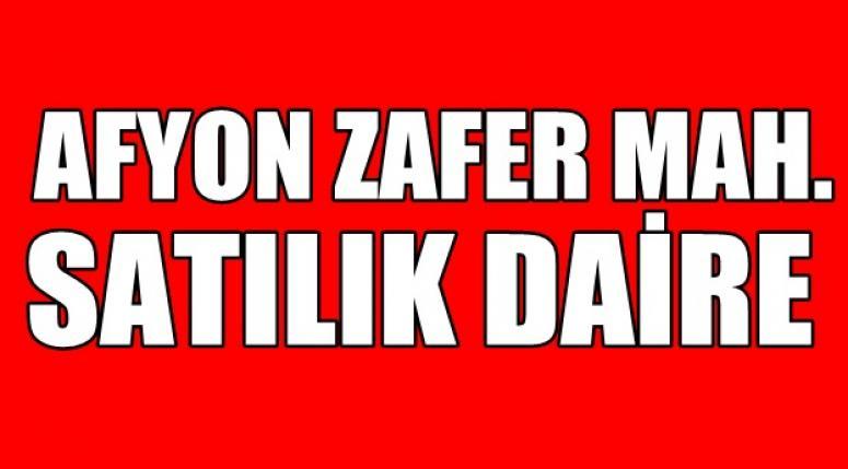 Afyon Zafer Mahallesin'de Sahibinden Satılık Sıfır Daire