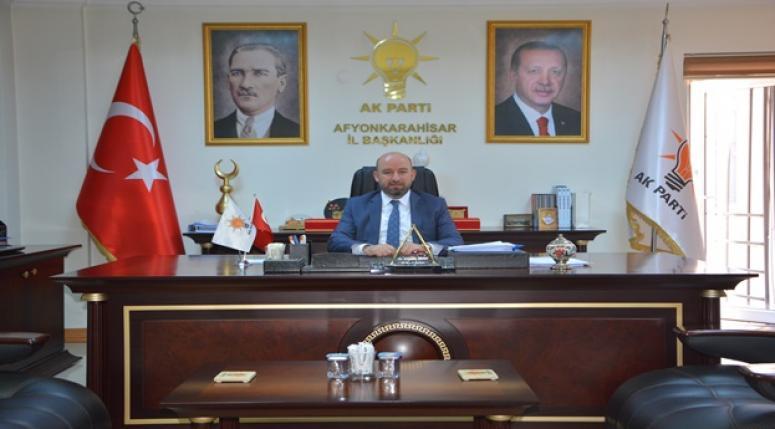 Ak Parti İl Başkanı Sezen'den Türk ordusuna destek mesajı