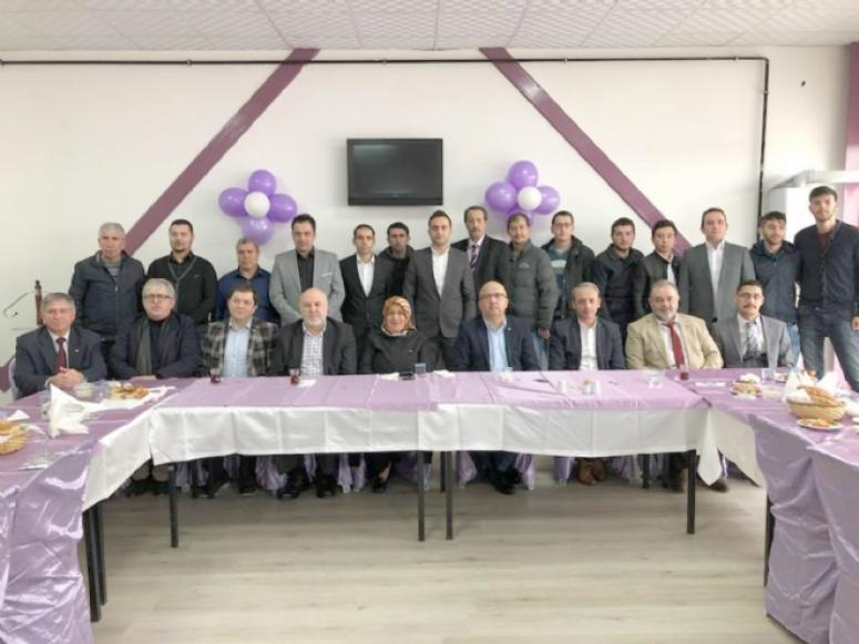 Afyonspor Taraftarlar Derneği açılışı yapıldı