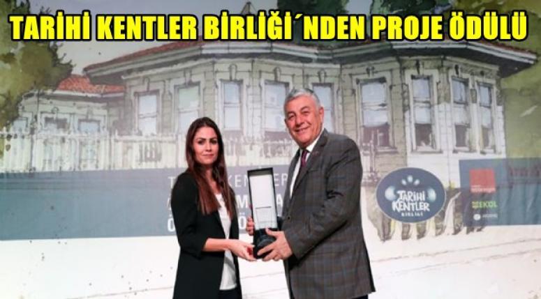 Ödüller, Antalya YAPEX Fuarı'nda verildi