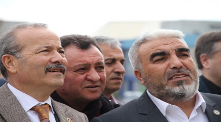 """Mehmet Taytak, """"Emirdağ'a 10 numara 5 yıldız hizmet edilmiş"""""""