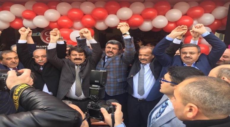 Mehmet Taytak'tan başkan adaylara tam destek