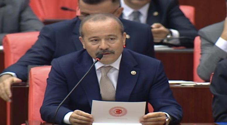 "TAYTAK: ""10 BİN DEKAR ARAZİ TARIMA AÇILMALIDIR"""